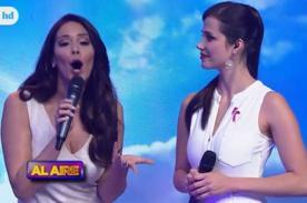 Al Aire en vivo: Karen Schwarz por fin reveló por qué tenía tantas 'dobles'