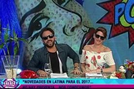 Amor Amor Amor: Peluchín anuncia lo inesperado sobre el programa
