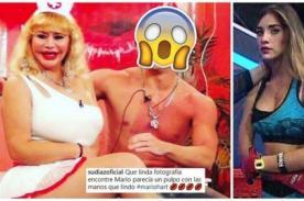 Esto Es Guerra: Susy Díaz y su pasado con Mario Hart que Korina Rivadeneira no podrá creer - FOTO