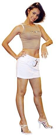 Maricielo Effio es elegida como la pareja ideal para Amigos y Rivales