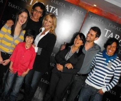 Fabrizio Aguilar quiere a Magaly Solier como actriz en una de sus producciones