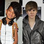Justin Bieber invita a Willow Smith a su gira por Europa
