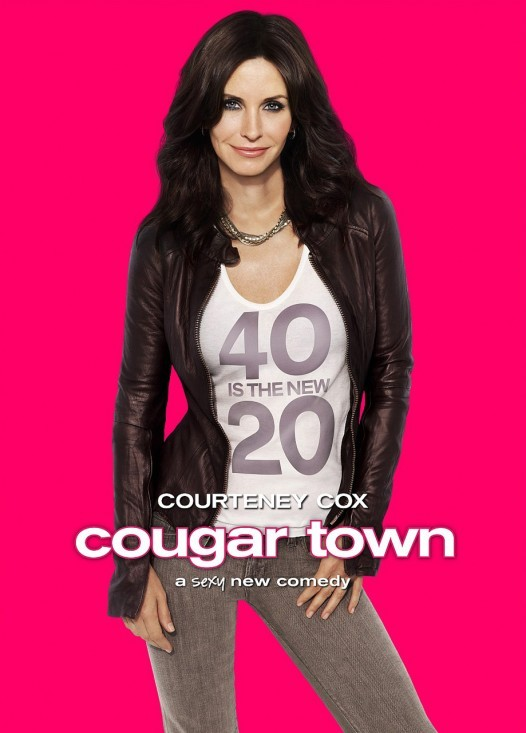 Cougar Town cambiaría de nombre a Friends and Neighboors