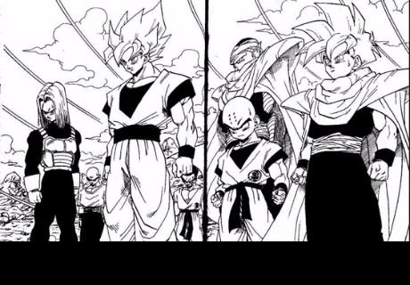 Dragon Ball Z: Esta es la razón del cabello rubio de los supersaiyajin
