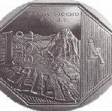 Conoce la moneda de Machu Picchu de Un Nuevo Sol de Perú