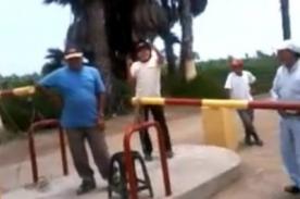 Universitario: Intentaron tomar Campomar a balazos (Video)