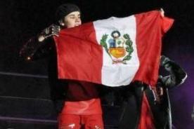 ¿Justin Bieber otra vez en Perú? Cantante confirma tour por Sudamérica