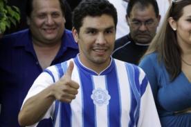 Salvador Cabañas perdonó a la persona que le disparó en la cabeza
