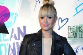 Demi Lovato: Quiero mantenerme alejada de la música electrónica