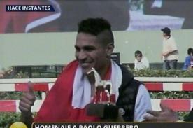 Guerrero es condecorado en Monterrico y FPF solicita Laureles - Video