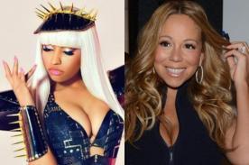 Nicki Minaj sobre la pelea con Mariah Carey: No soy una loca