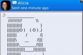 Creatividad: Envía mensajes creativos con TextPics por Blackberry