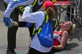 Tragedia en Boston: Tuiteros comparten fotografías tras las explosiones