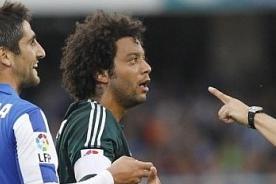 Marcelo: Le deseo toda la felicidad del mundo a Mourinho