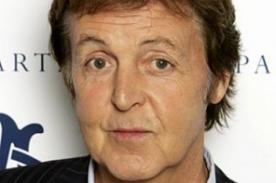 Paul McCartney estrena canción electrónica - Audio