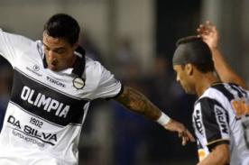 Video de goles: Atlético Mineiro vs Olimpia 2-0 (4-3) - Copa Libertadores 2013
