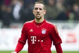 ¿Franck Ribéry en el Barcelona?