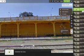 Street View de Google llega al Perú