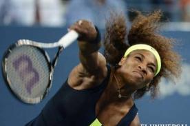 Serena Williams está en la semifinales del US Open... ¡Sin perder un game!
