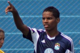 Sporting Cristal: Dedicarán partido ante Real Garcilaso a Yair Clavijo