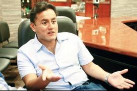 Richard Acuña no podrá postular a la FPF por ser congresista