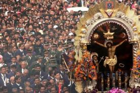 Recorrido del Señor de los Milagros: Conoce por dónde estará la procesión