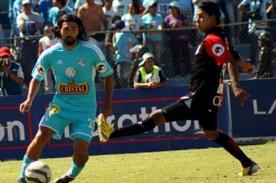 Melgar vs Sporting Cristal fue suspendido en Arequipa por incidentes