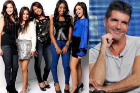 Fifth Harmony le juega broma a Simon Cowell en su cumpleaños - Foto