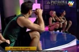 Combate: ¿Mario Hart y Yamila coquetean frente a Ernesto? - Video