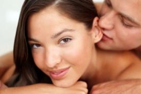 Mordiscos aumentan el deseo y la pasión en la relación de pareja
