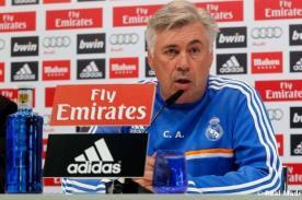 Liga BBVA: Carlo Ancelotti está preocupado por la defensa del Real Madrid
