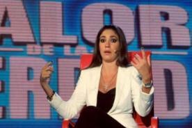 Tilsa Lozano 'desnuda' hoy su historia en 'El Valor de la Verdad'