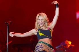 Shakira no tendría ningún interés en presentarse en Viña del Mar