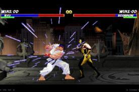 Friv 2014: Mortal Kombat y Street Fighter se unen en emocionante juego Friv