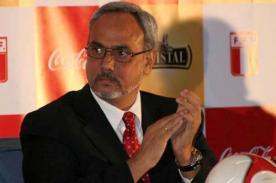 Manuel Burga: En marzo se conocerá al técnico de la selección peruana