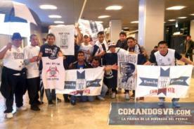 La Haya: Hinchas del Alianza Lima recuerdan su amistad con el Colo Colo