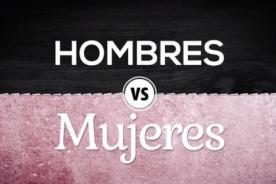 Hilarante análisis de las diferencias entre hombres y mujeres - VIDEO