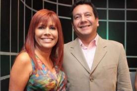 Magaly Medina regresa a trabajar con Ney Guerrero