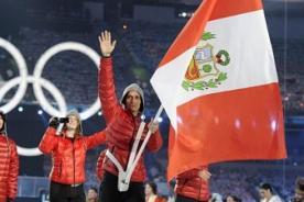 Sochi 2014: Roberto Carcelén en entrevista a la prensa rusa