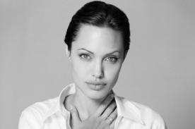 Angelina Jolie cada vez más delgada