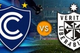 En vivo: San Martín Vs Cienciano en vivo por CMD - Copa Inca 2014