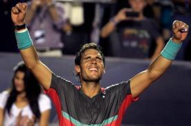 Rafael Nadal se llevó el título en el Abierto de Río de Janeiro