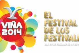 Festival de Viña del Mar 2014: Transmisión en vivo por A&E - 25 de febrero