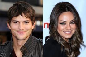 Ashton Kutcher y Mila Kunis se comprometieron: Mira el anillo (Foto)