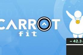 Carriot Fit: Aplicación que nos obligará a bajar de peso