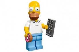 Lego lanzará colección especial por los 25 años de Los Simpsons - FOTOS