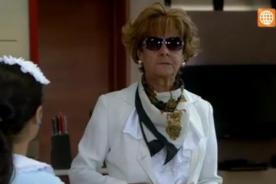 AFHS: Peter se disfraza de Francesca para salvarla del escándalo - Video