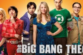 China prohibe ver la conocida serie The Big Bang Theory