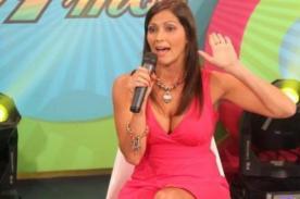 Pierina Carcelén se pronuncia tras fuerte enfrentamiento con 'Peluchín'