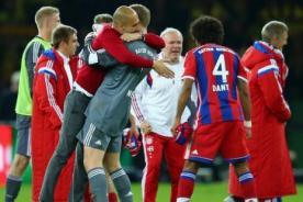 Goles del Bayern Munich vs Borussia Dortmund (2-0) - Copa Alemana - Video